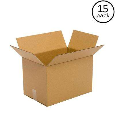 18 in. x 12 in. x 12 in. 48 ECT 15-Box Bundle