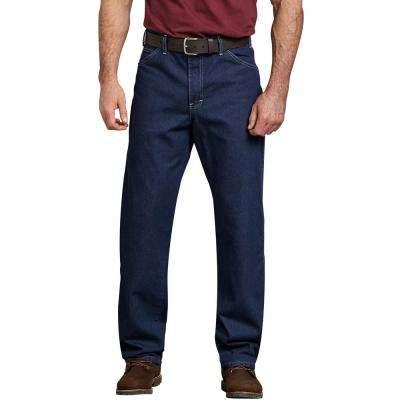 Men's Relaxed Straight Fit Carpenter Denim Jean