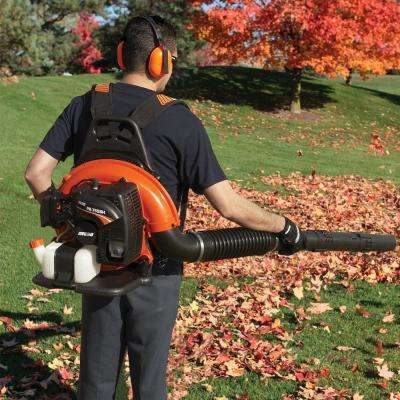 233 MPH / 651 CFM 63.3cc 2-Stroke Cycle Backpack Leaf Blower