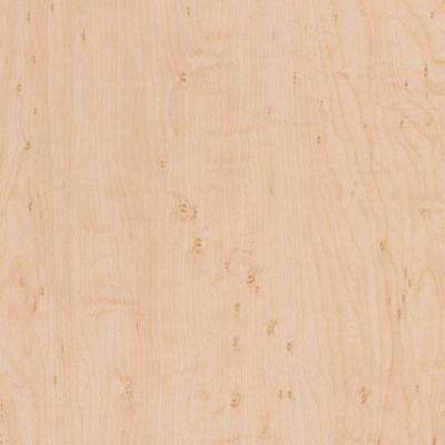 48 in. x 96 in. Laminate Sheet in Limber Maple Matte