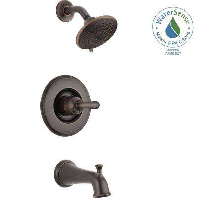 Chatfield Single-Handle 3-Spray Tub and Shower Faucet in Brushed Nickel