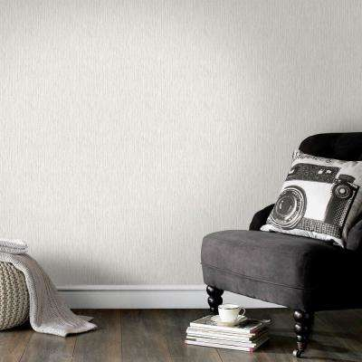 Grasscloth Natural Vinyl Peelable Wallpaper (Covers 56 sq. ft.)