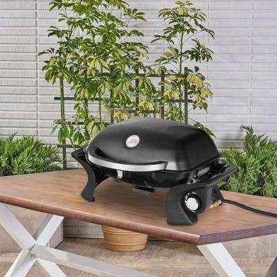 Metal Outdoor Portable Tabletop Barbecue Grill
