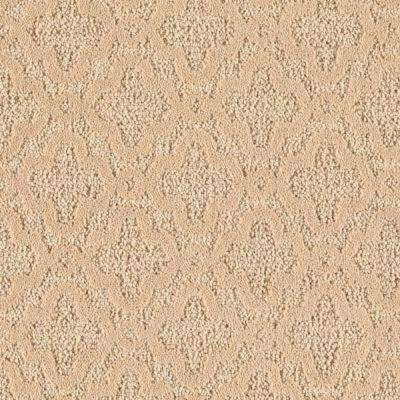 Carpet Sample - Sharnali - Color Candle Glow Pattern 8 in. x 8 in.