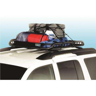 Vortex Roof Cargo Basket for Full Size Cars, SUV's and Vans