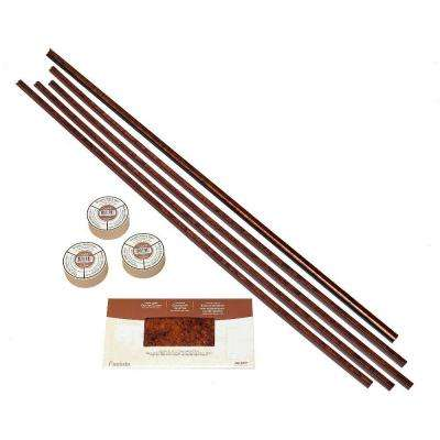 Backsplash Accessory Kit with Tape in Moonstone Copper