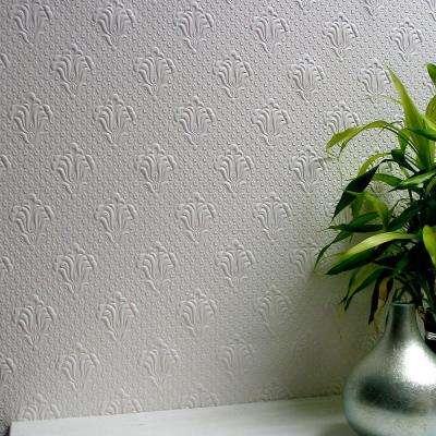 Albert Paintable Supaglypta Wallpaper