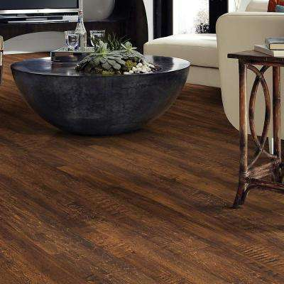 Kalahari Amber 6 in. x 48 in. Resilient Vinyl Plank Flooring (27.58 sq. ft. / case)
