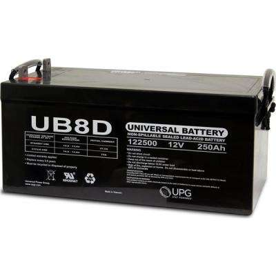 12V 250Ah L4 AGM Battery