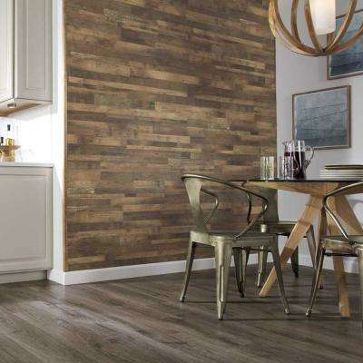 XP Reclaimed Elm 8 mm Thick x 7-1/4 in. Wide x 47-1/4 in. Length Laminate Flooring (628.16 sq. ft. / pallet)