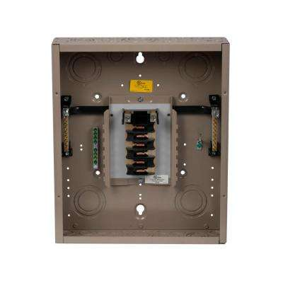 125-Amp 12-Space/Circuit Type CH Main Lug Load Center