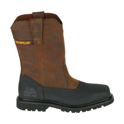 Men's Canyon Waterproof Wellington Work Boots - Steel Toe