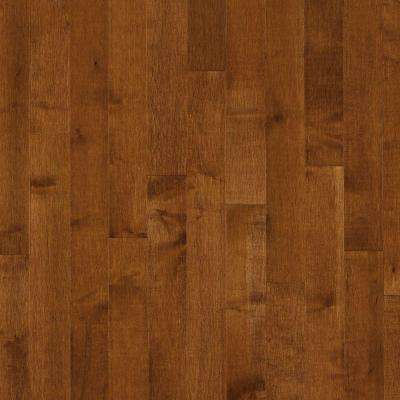 Maple Sumatra 3/4 in. Thick x 2-1/4 in. Wide x Random Length Solid Hardwood Flooring (20 sq. ft. / case)