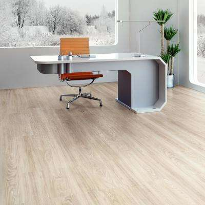 Allure Ultra 7.5 in. x 47.6 in. Aspen Oak White Luxury Vinyl Plank Flooring (19.8 sq. ft. / case)