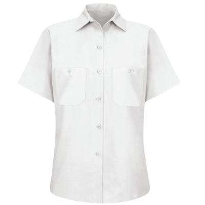 Women's Short-Sleeve Work Shirt
