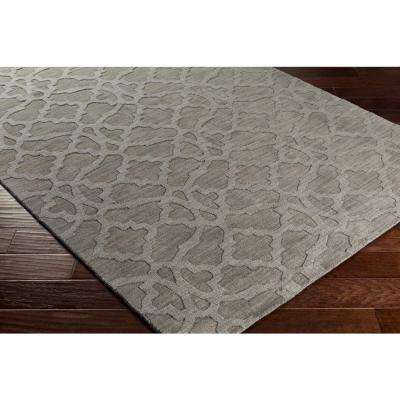 Metro Kristen Gray 2 ft. x 10 ft. Indoor Runner Rug