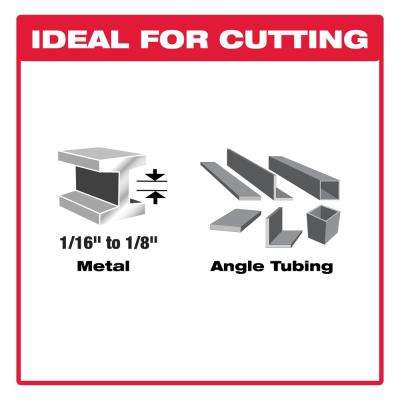 6 in. 14/18 TPI Steel Demon Medium Metal Cutting Reciprocating Saw Blade (5-Pack)