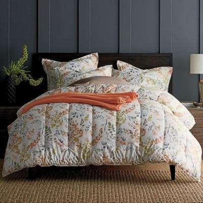 Hillside Floral Comforter
