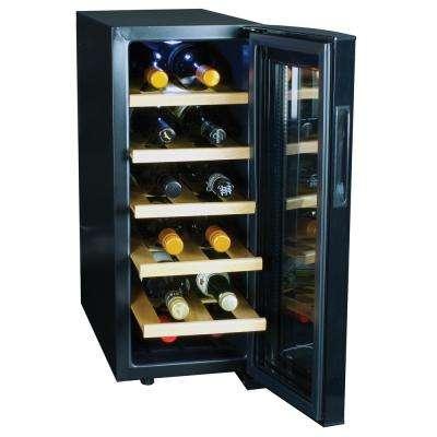 12-Bottle Deluxe Wine Cellar