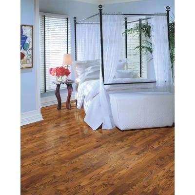 American Home Ash Gunstock 3/4 in. Thick x 2-1/4 in. Wide x Varying Length Solid Hardwood Flooring (20 sq. ft. / case)