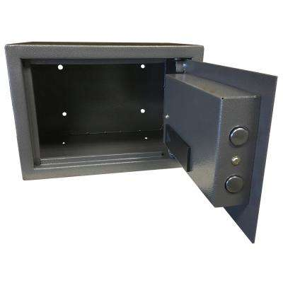 0.57 cu. ft. Steel Portable Handgun Safe with Electronic Lock