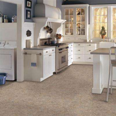 Padera II Clay Shale 12 in. x 12 in. Residential Peel and Stick Vinyl Tile Flooring (45 sq. ft. / case)