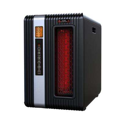 Heat Serve II Infrared Quartz Portable Heater