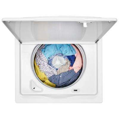 3.9 cu. ft. White Top Load Washing Machine with Soaking Cycles