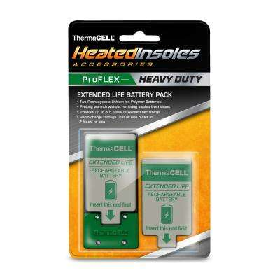 Heated Insoles Battery Pack Replacement