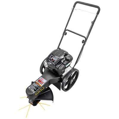 22 in. - 6.75 Gross Torque 163cc Gas Deluxe Walk-Behind String Trimmer