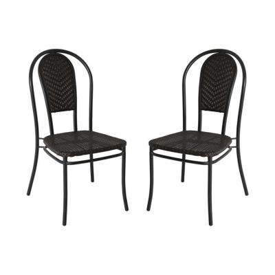 Andrews Patio Wicker Chair (2-Pack)