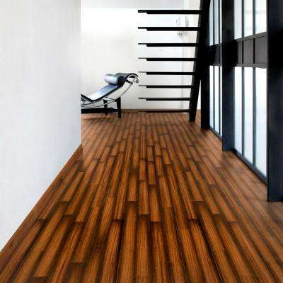 High Gloss Distressed Maple Priya 8 mm Thick x 5-5/8 in. Wide x 47-7/8 in. Length Laminate Flooring (748 sq. ft./pallet)
