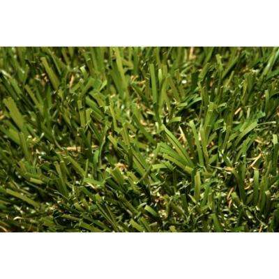 St. Augustine Ultra Synthetic Artificial Grass Turf 15 ft. Wide x Custom Length