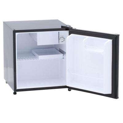 1.7 cu. ft. Mini Refrigerator in Black