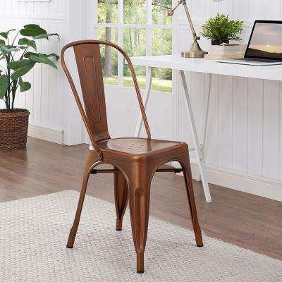 metal dining room chairs. articles with metal dining room