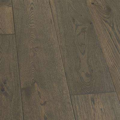 Take Home Sample - French Oak Baker Engineered Click Hardwood Flooring - 5 in. x 7 in.