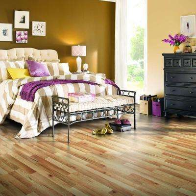 XP Haley Oak 8 mm Thick x 7-1/2 in. Wide x 47-1/4 in. Length Laminate Flooring (628.16 sq. ft. / pallet)