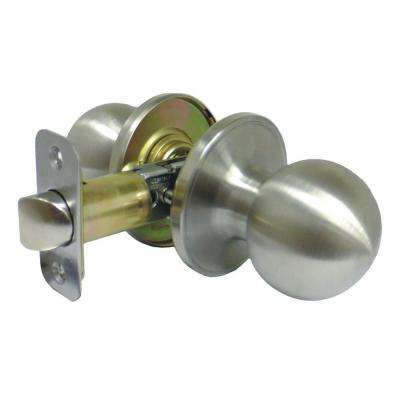 Ball Stainless Steel Passage Knob