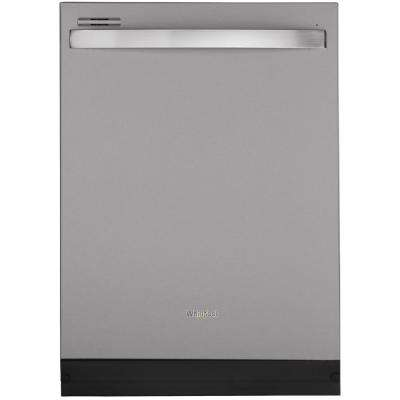 Top Control Built-In Tall Tub Dishwasher in Fingerprint Resistant Stainless Steel with Sensor Cycle, 51 dBA