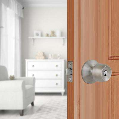 Brandywine Stainless Steel Keyed Entry Door Knob