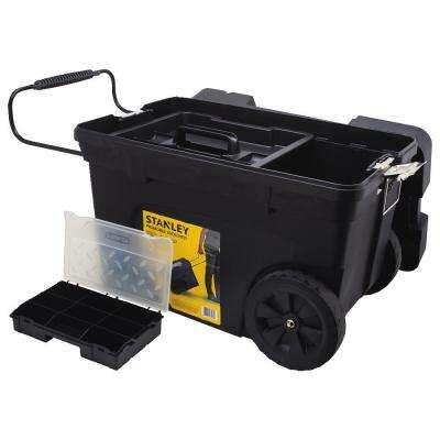24 in. 17 Gallon Mobile Tool Box