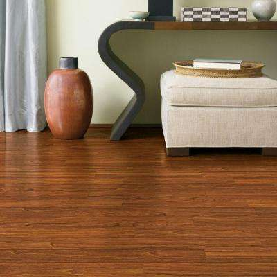 XP Peruvian Mahogany 10 mm Thick x 4-7/8 in. Wide x 47-7/8 in. Length Laminate Flooring (13.1 sq. ft. / case)