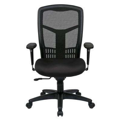 FreeFlex Fabric Manager Chair in Coal