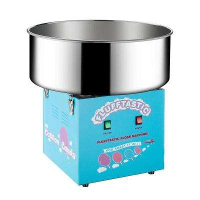 Flufftastic Floss Electric Popcorn Cotton Candy Machine