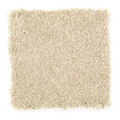 Life's Comfort I - Color Steambath Texture 12 ft. Carpet