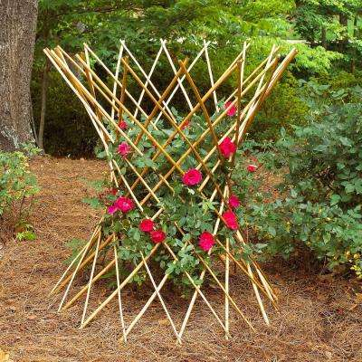 48 in. Country Flower Support
