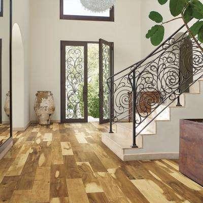 Acacia Huntington Beach 3/8 in. T x 6-1/2 in. Wide x Varying Length Engineered Hardwood Flooring (25.57 sq. ft./case)