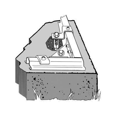 Concrete Anchor Kit for Storage Building