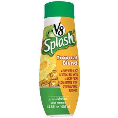 440 ml V8 Sparkling Tropical Blend Drink Mix (Case of 4)