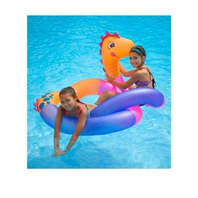 Cecil The Sea Serpent Coil Float